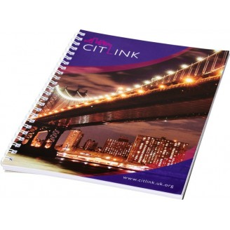 Libretas Personalizadas Espiral A4 / Cuadernos personalizados empresas