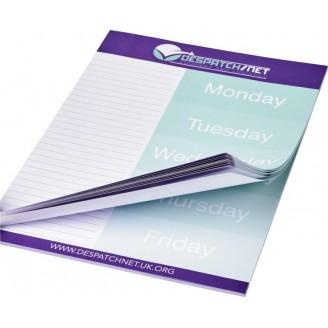 Libretas A4 personalizadas sin tapa / Cuadernos personalizados para empresas