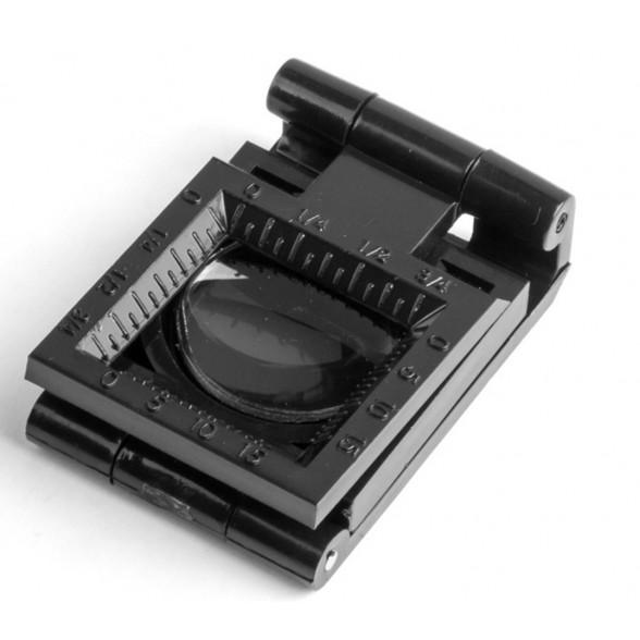 Lupa Cuentahílos Mauran 7X para Promociones /  Cuenta Hilos Personalizados