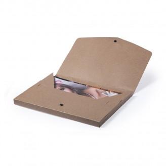 Portadocumentos Cartón Reciclado Dan / Portadocumentos Personalizados