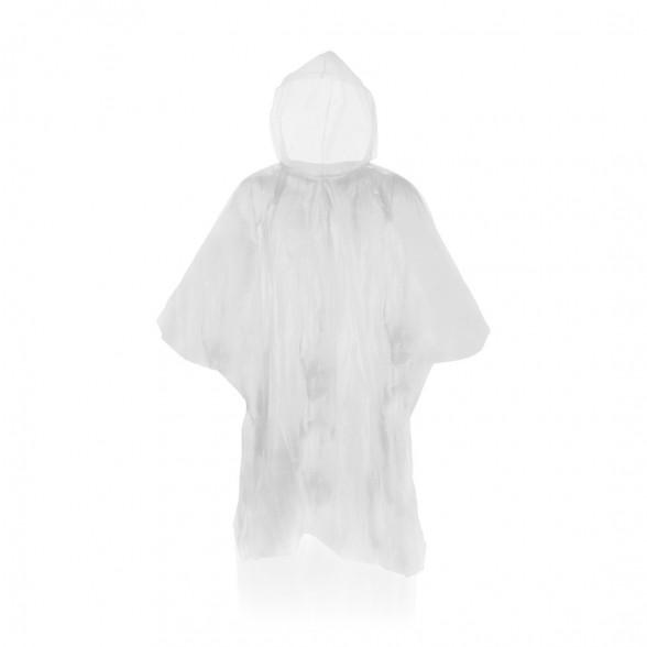 Ponchos Baratos HDPE Snow / Ponchos Personalizados Promocionales