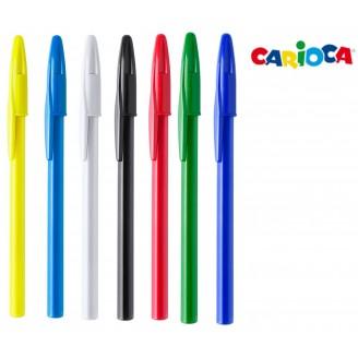 Bolígrafos personalizados Carioca Universal / Bolígrafos Publicitarios