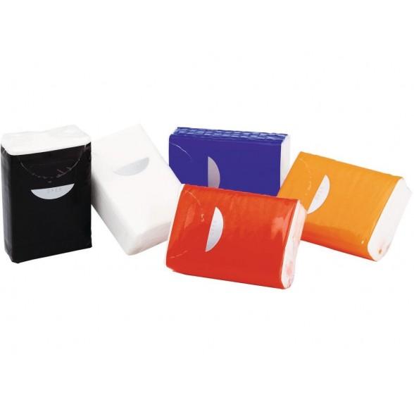 Paquete de Pañuelos pequeños 3 capas