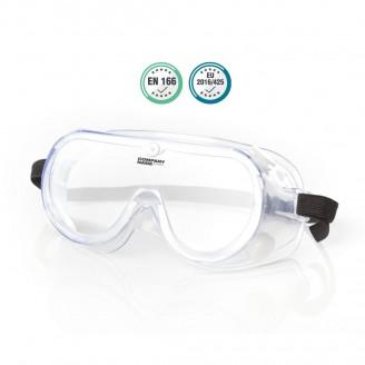 Gafas de seguridad montura integral