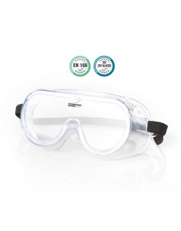 Gafas de Seguridad de Montura Integral / Gafas de Protección Baratas