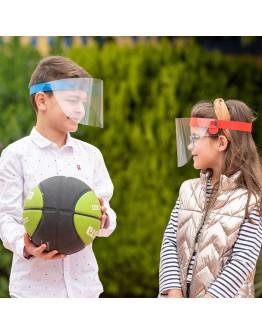 Pantalla Facial para Niños Abatible / Viseras Protectoras Faciales