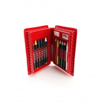 Estuche con Lápices y Ceras de Colores / Lapices de Colores Personalizados