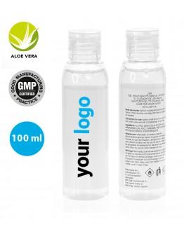 Gel Higienizante para Manos 100 ml / Geles Desinfectantes Promocionales