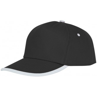 Gorra algodón ribete blanco / Gorras Personalizdas