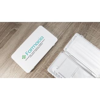 Funda para Mascariilas Higiénicas Baratas Personalizadas con tu Logo