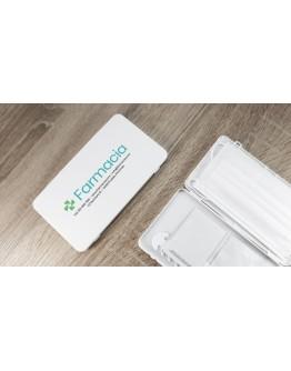 Funda para Mascariilas Higiénicas / Porta Mascarillas Personalizadas