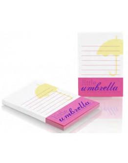 Notas adhesivas personalizadas 50x72 mm / Notas Adhesivas Baratas
