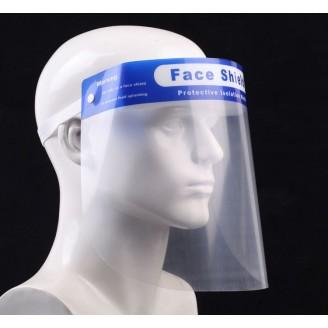 Pantallas faciales protectoras 22x33 cm