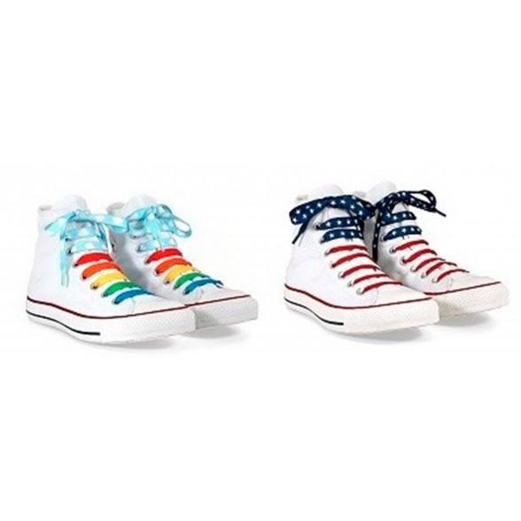 Cordones de zapatos personalizados