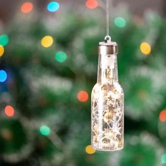 Adornos navideños Botella Personalizados para Regalos Publicitarios