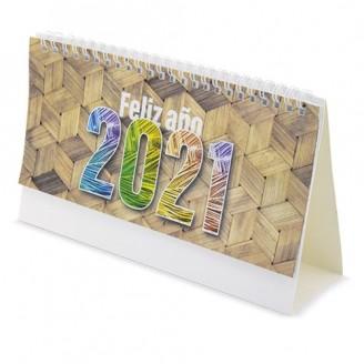 Calendario publicitario sobremesa / Calendarios sobremesa personalizados