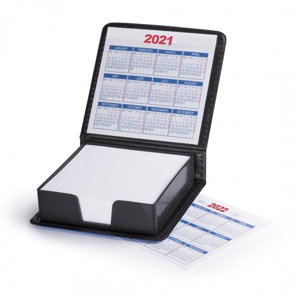 Portanotas Personalizados con Calendario / Calendarios Publicitarios