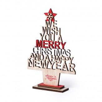 Arbol Decorativo de Navidad para Regalos de Empresa Personalizados