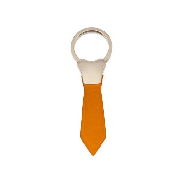 Llavero publicitario en forma de corbata