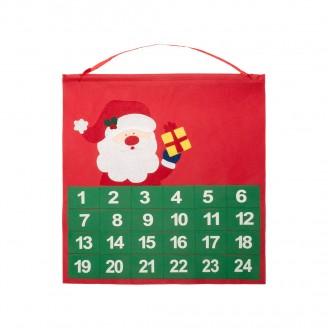Calendario Adviento de Tejido no tejido