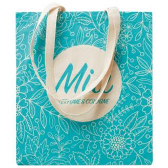 Tote bag tela con impresión incluida