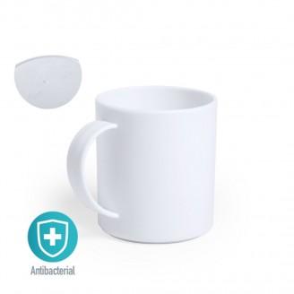 Taza desayuno antibacteriana Fletc para personalizar