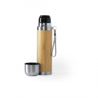 Termo Bambu Acero Inox 420...