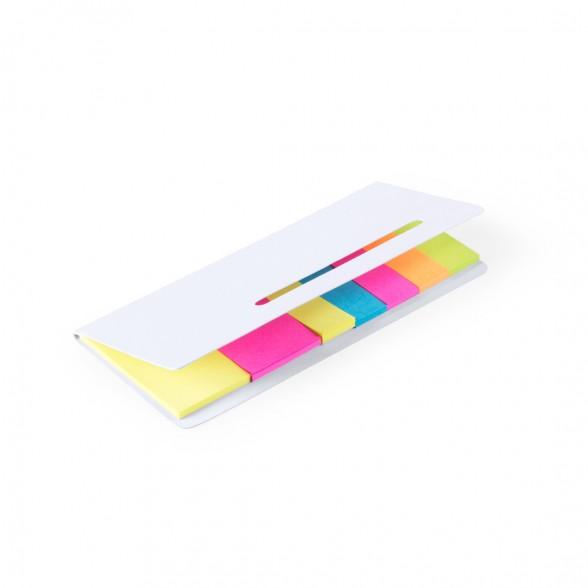 Notas adhesivas baratas personalizadas con tu logo Grinio
