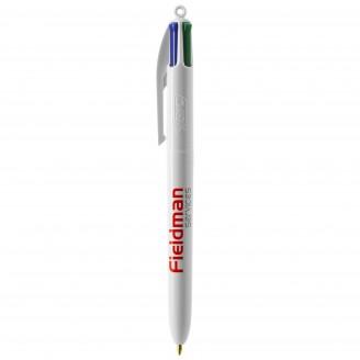 Bolígrafos Bic 4 Colours personalizados para regalos publicitarios