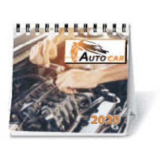 Calendario personalizados sobremesa 11x9,5 cm 7 hojas