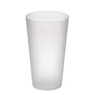 Vasos reutilizables PP 550 ml