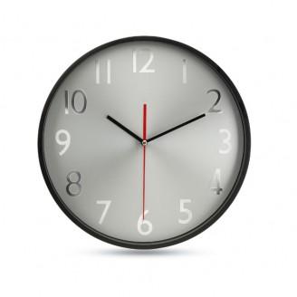 Relojes de pared personalizados con esfera cristal 30 cm