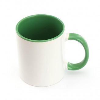 Tazas de cerámica para desayuno sublimadas