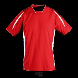 Camisetas deportivas personalizadas para equipos futbol