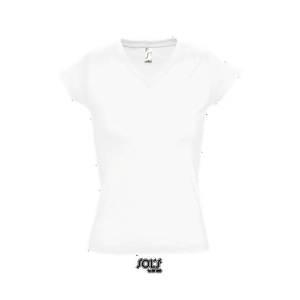 Camiseta cuello pico Mild de Sol's