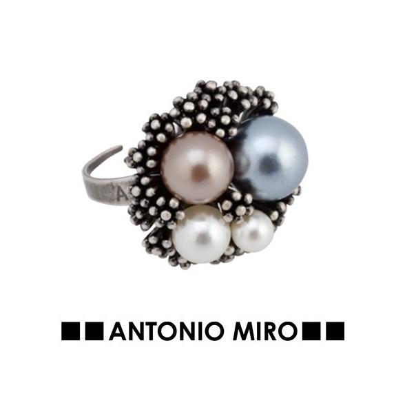 Anillo Ajustable Pleus de Antonio Miro.