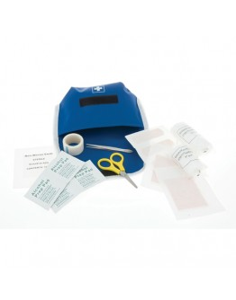 Kit Emergencia Red Cross. 17 Accesorios