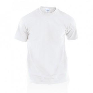 Camisetas Publicitarias Hecom Adulto Blanca / Camisetas Serigrafíadas
