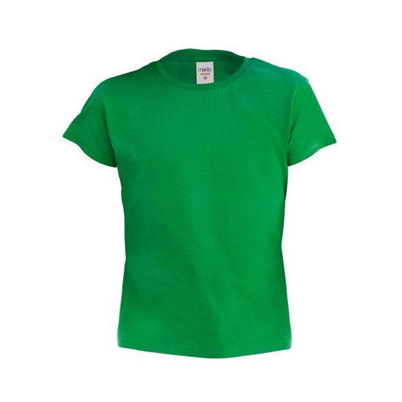 Camisetas personalizadas Hecom. Camisetas publicitarias para niños