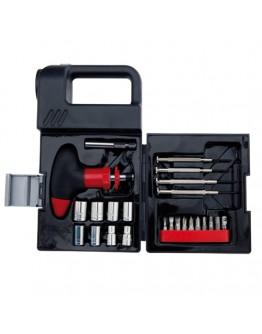 Set herramientas de 24 piezas