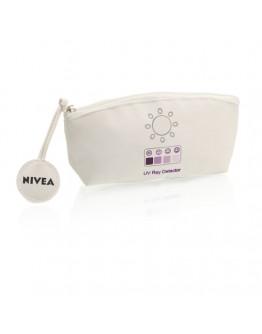 Neceser de microfibra medidor de rayos uv