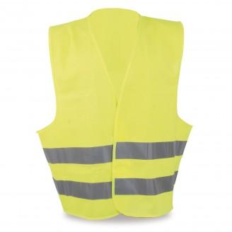 Chaleco alta visibilidad homologado ADULTO / Chalecos Seguridad Baratos