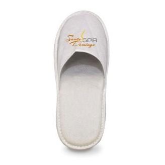 Zapatillas promocionales baratas de Non Woven