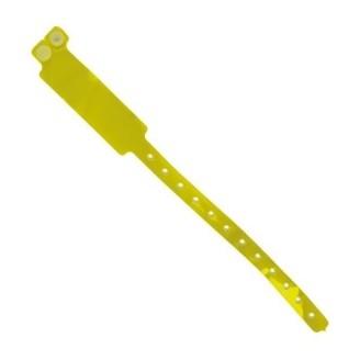 Pulsera registro fluorescente
