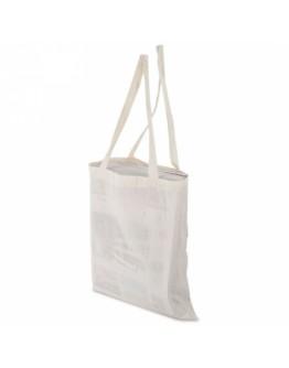Bolsa algodón de asas largas / Bolsas publicitarias baratas
