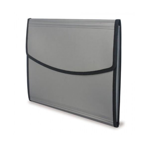 Carpeta con archivador 5 separadores
