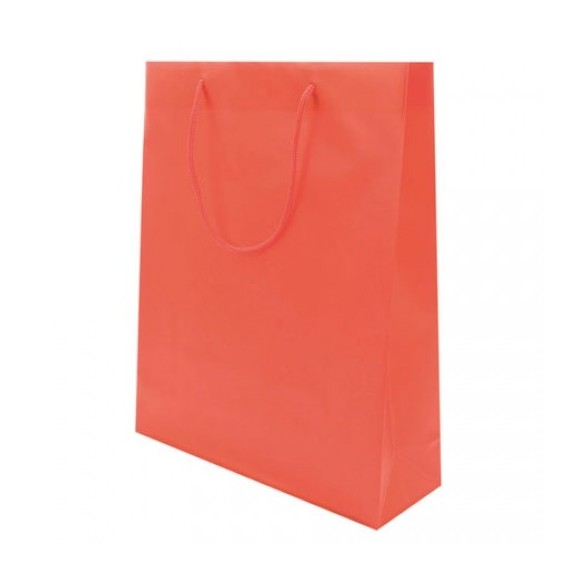 Bolsa regalo PVC 39x31x9 cm.