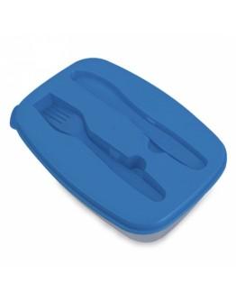Fiambrera cuchillo + tenedor