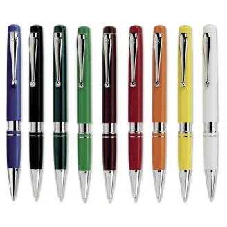 Bolígrafos publicitarios plástico TETHYS