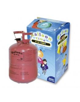 Bombona gas helio